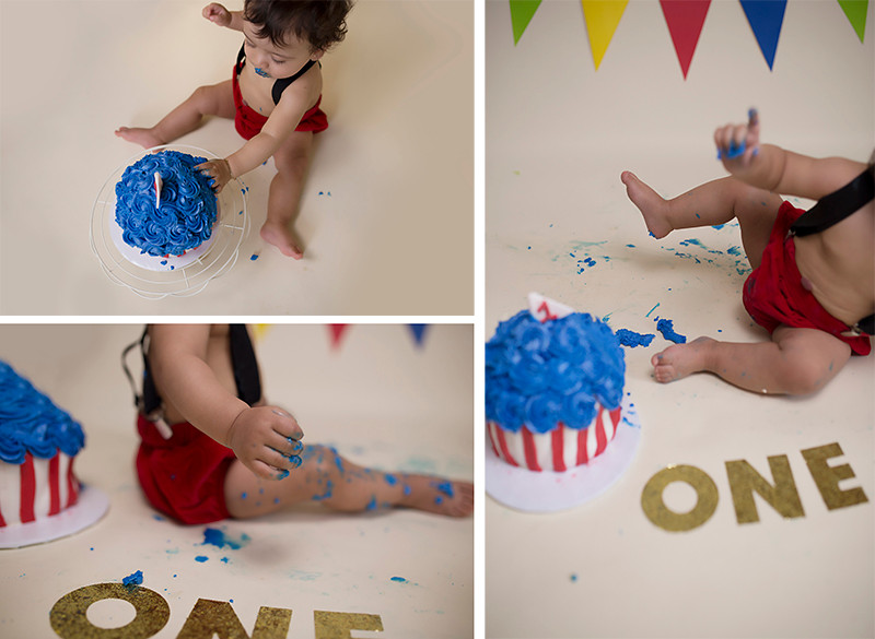 Staten island Cake smash photographer