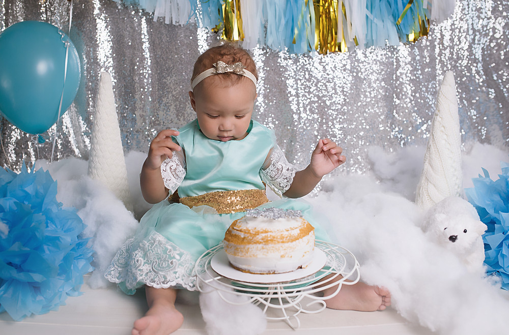 New Jersey Cake Smash Photographer