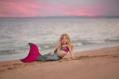 Coney Island Mermaid Mini Session ***DEPOSIT ONLY***