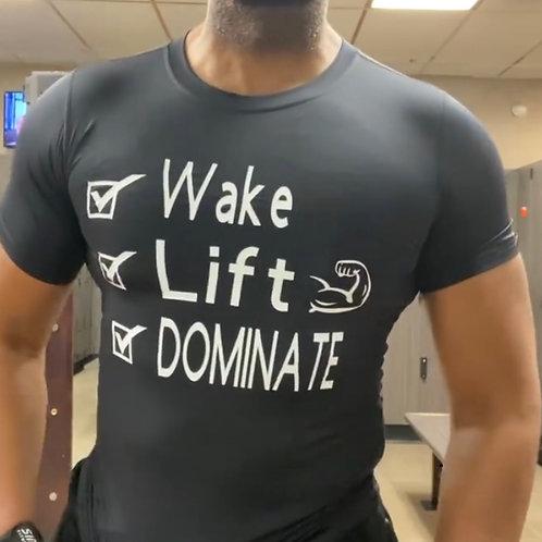 Checklist Compression Shirt