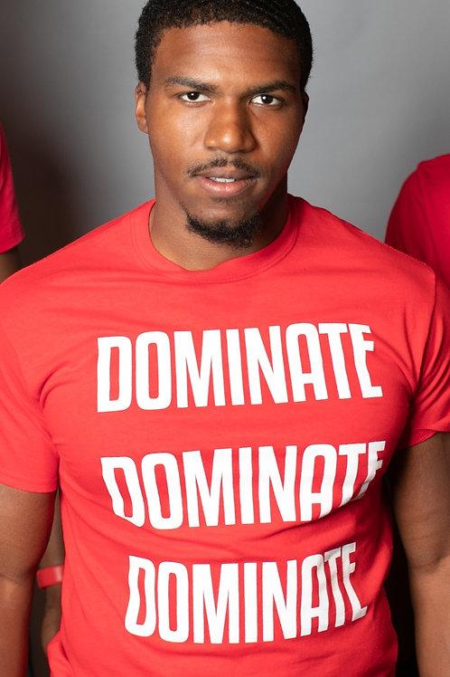 Dominate Three-peat T-Shirt