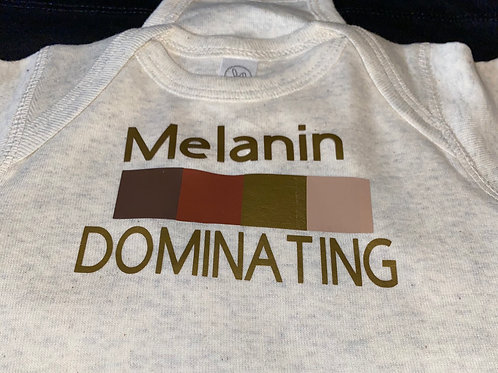 Melanin Infant Onesie