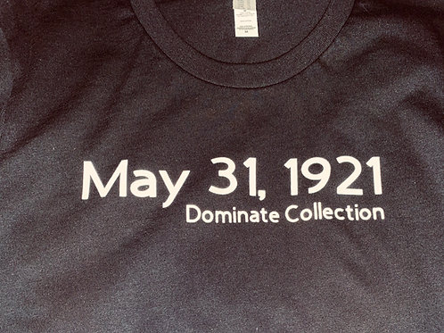 Tulsa Race Massacre Remember the Day T-shirt