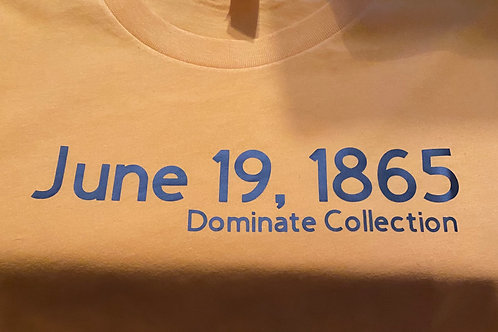 Juneteenth Remember the Day T-shirt