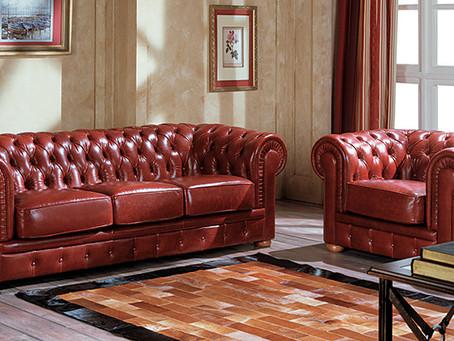 Кожаная мебель - уникальное сочетание практичности и красоты