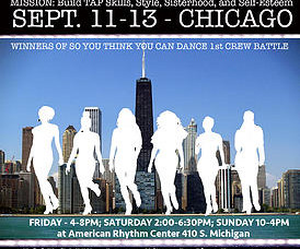Syncopated Ladies Boot Camp - Chicago