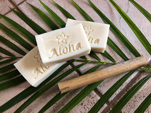 Kukui Nut Unscented Soap