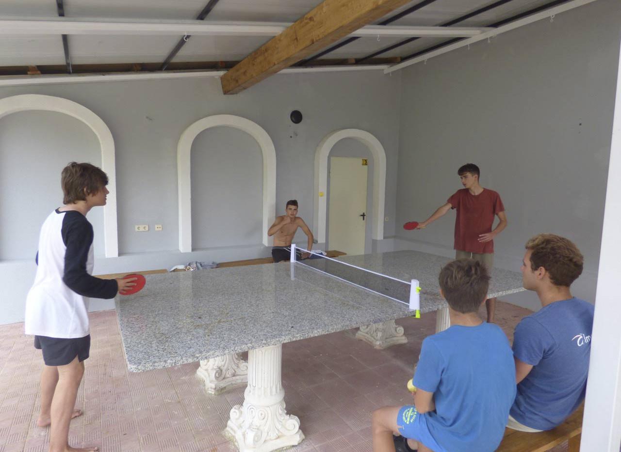 ping-pong almasurfhouse