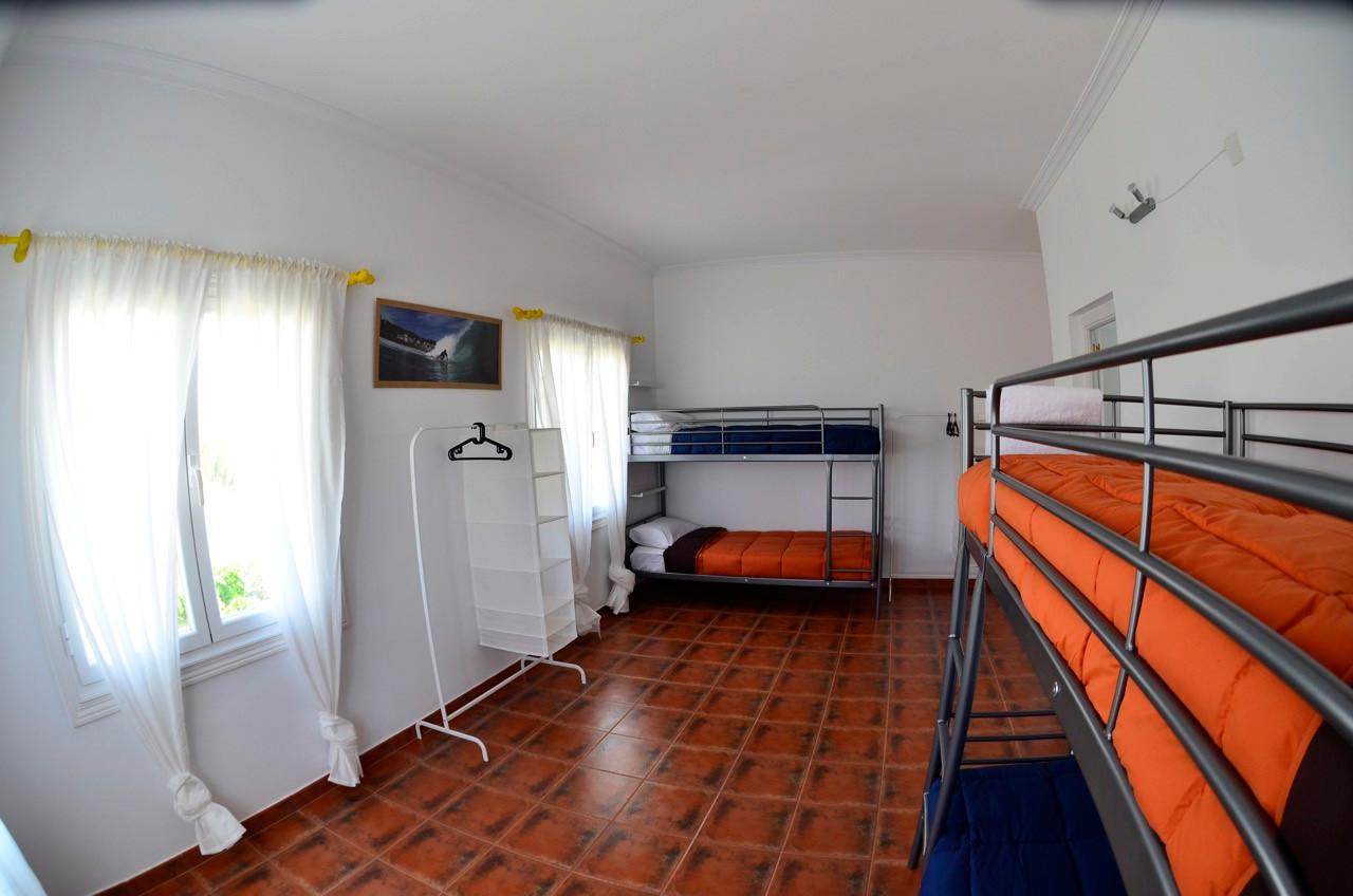 Habitaciones para 4 personas
