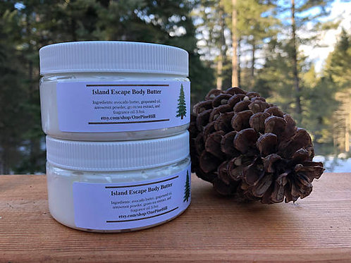 Island Escape Whipped Body Butter