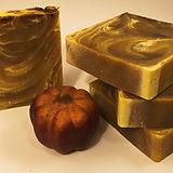 Pumpkin and brown sugar soap.jpg