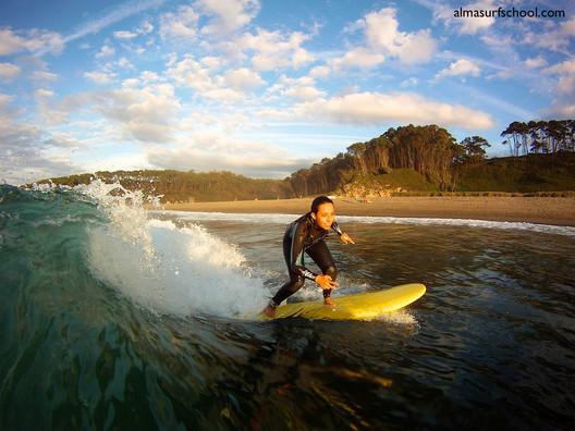 surfeando en Frejulfe