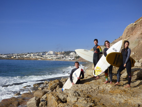 almasurf trip Algarve