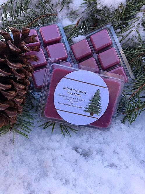 Spiced Cranberry Wax Melt