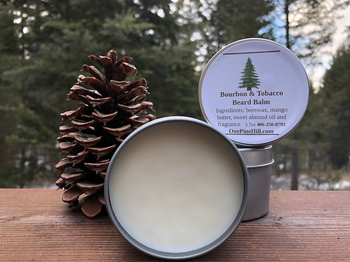 Bourbon & Tobacco Beard Balm