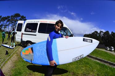 Pasión por el Surf