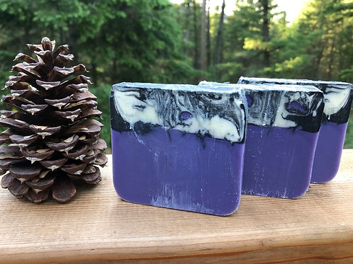 Huckleberry Soap