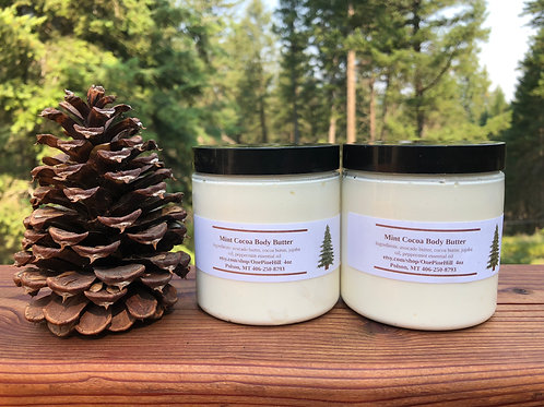 Mint CocoaWhipped Body Butter
