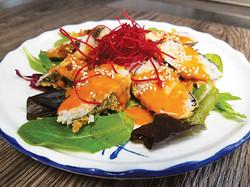 crazy spicy tuna roll