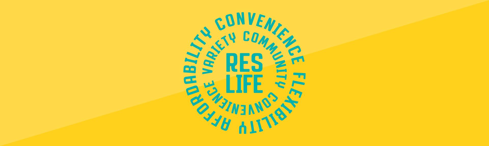 Residence Life Logo Design