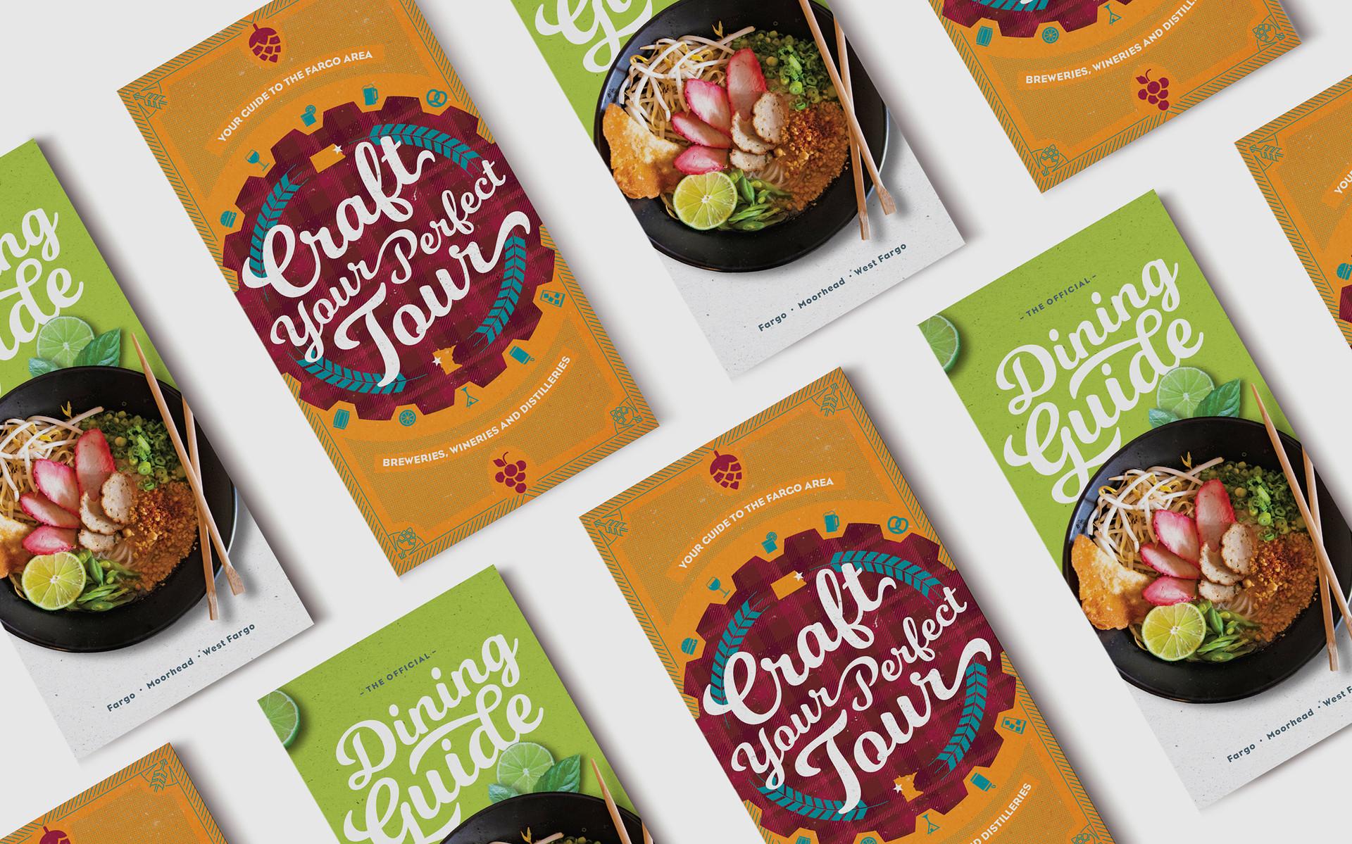 More Cover Designs FMCVB