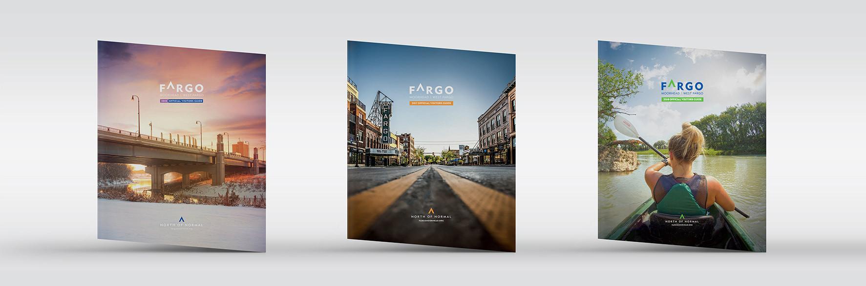 Visitors Guide Cover Designs