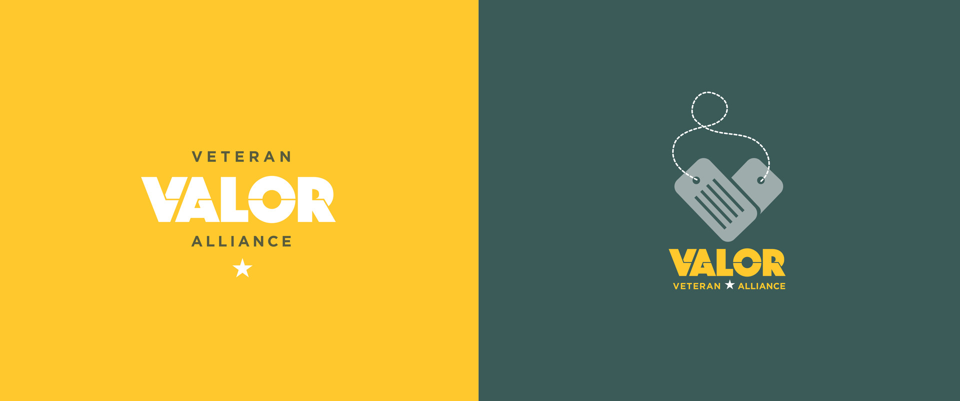 Valor Logo Designs