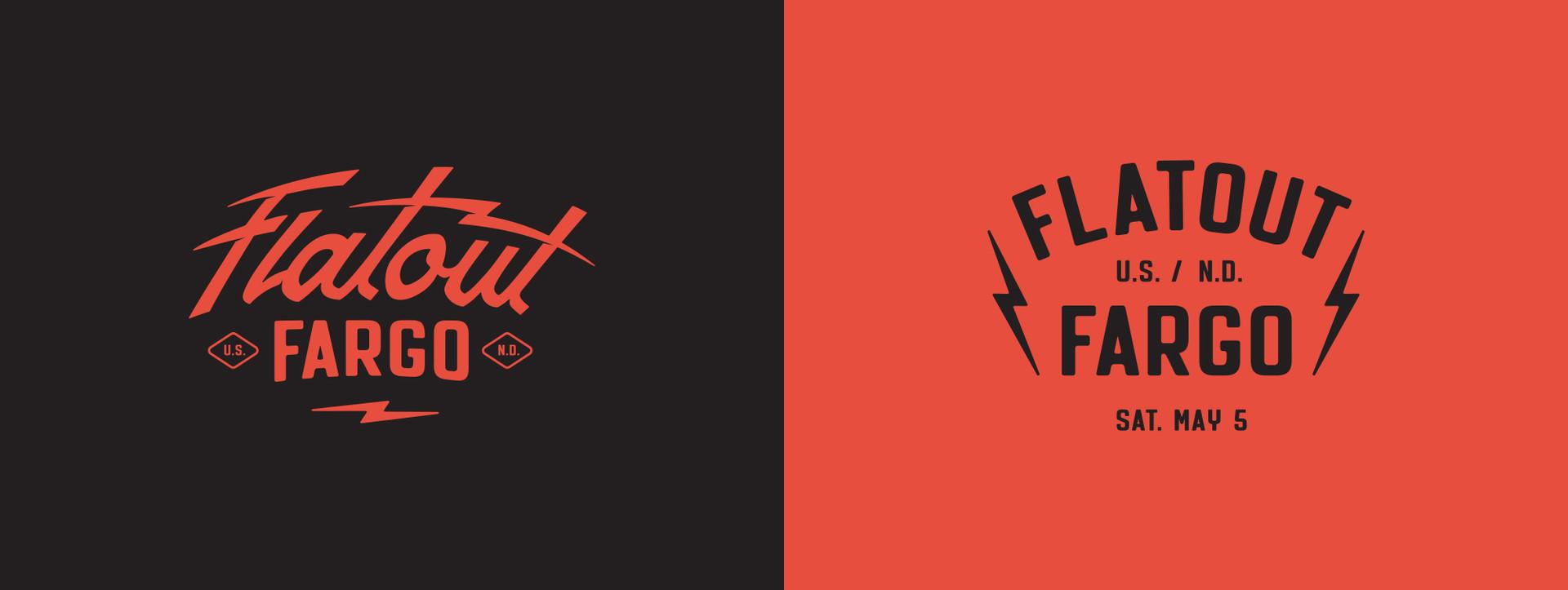 Flatout Logos
