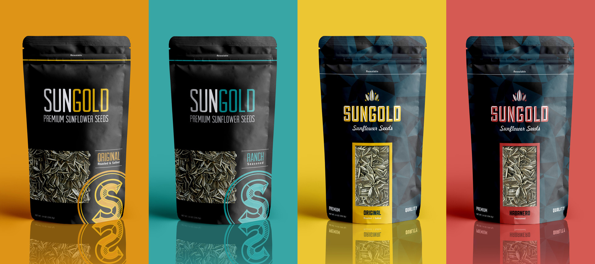 Sungold Packaging Designs