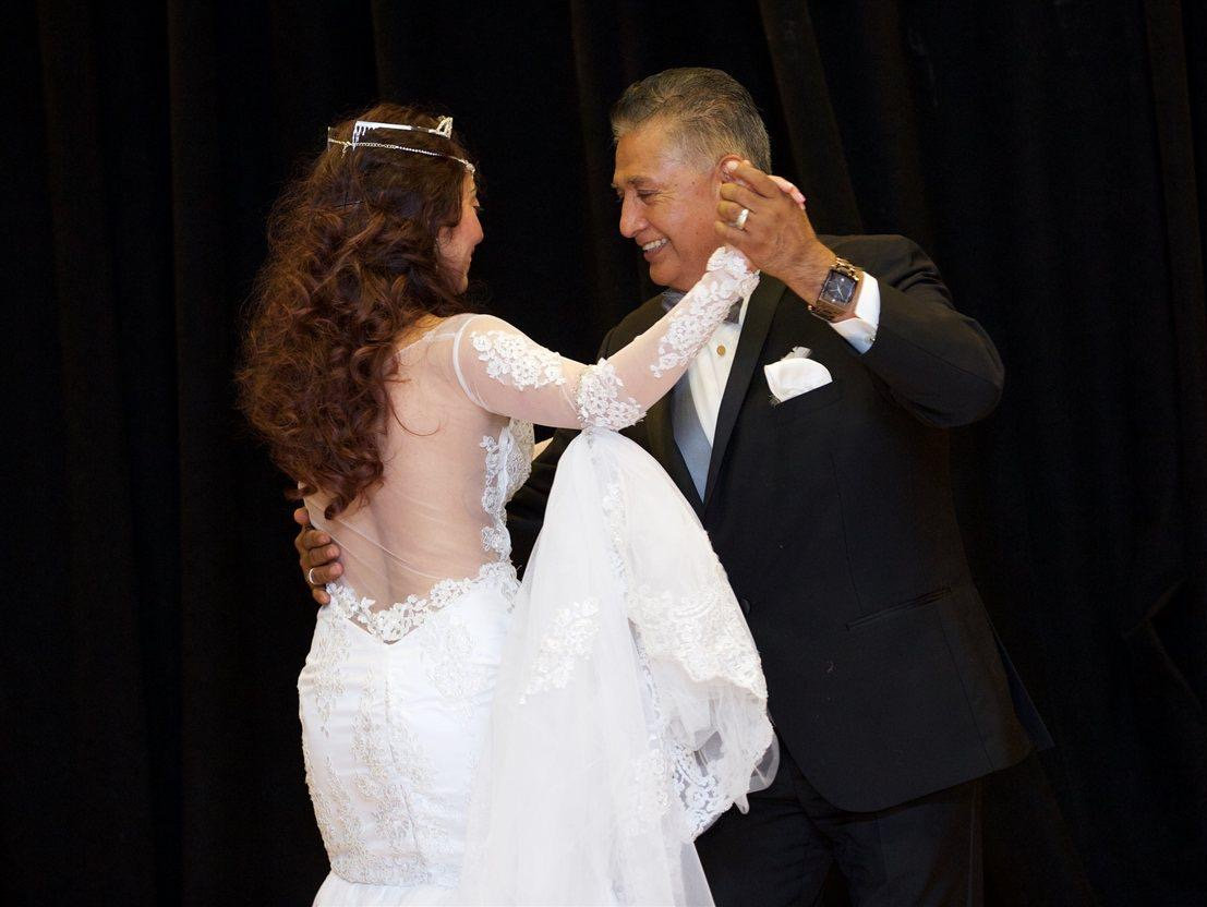 Wedding Father-Daughter Dance