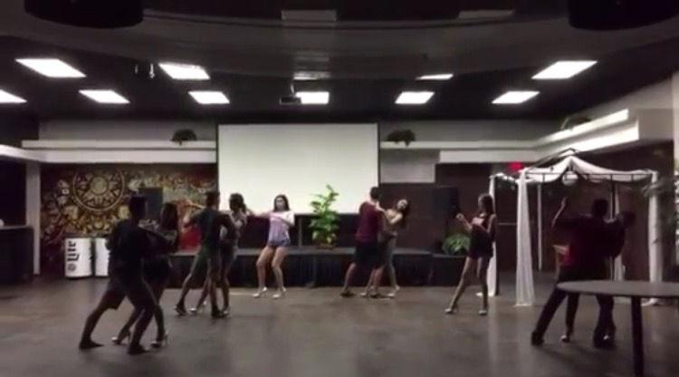 Sweet 16 Surprise Dance