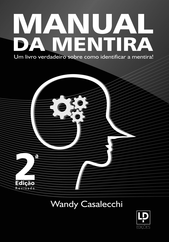 Capa Livro Manual da Mentira ledriprint-IMPRESSAO