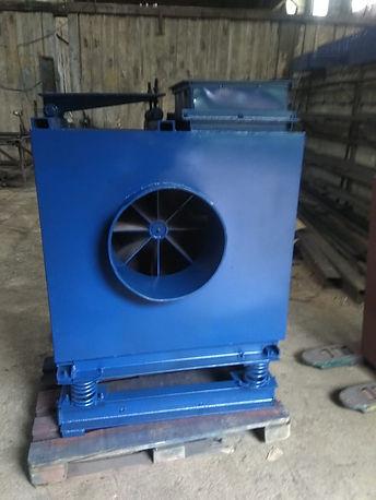 Вентилятор пылевой ВРП 6,3