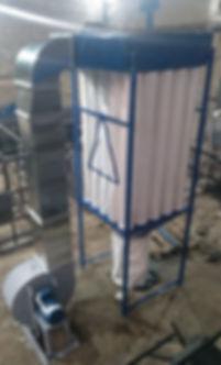 пылеудаляющая установка ФР10