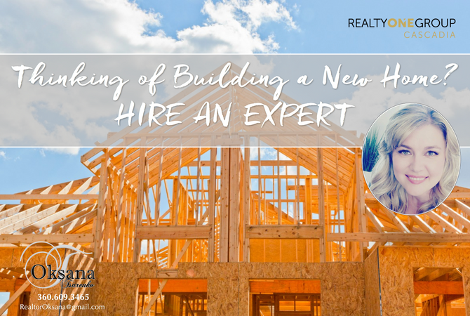 Thinking of Building a New Home? Hire an Expert!
