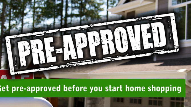 Home buying process / Can I be a homeowner? - Getting pre-approved for a loan