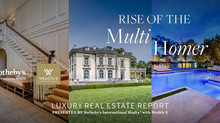 Wealth-X and Sotheby's International Realty® UHNW Luxury Real Estate: Multi-Homers Report