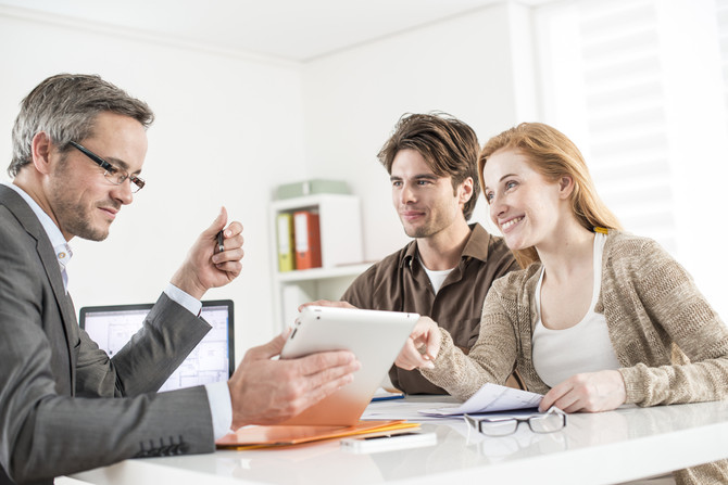 Home Buying Process - Applying for a Loan