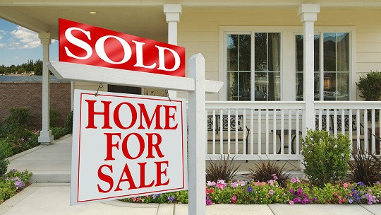 Homes selling faster, too