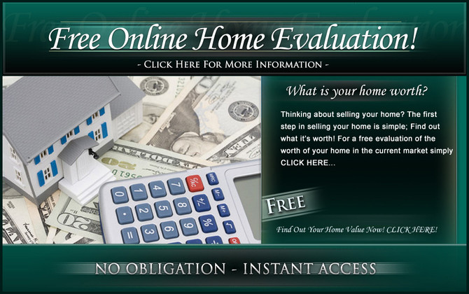 Want to Find Out what Your Home is Worth?
