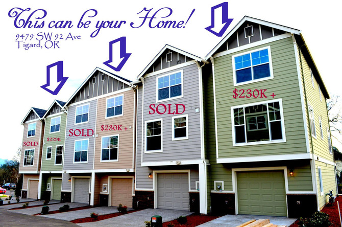 Tigard Townhomes