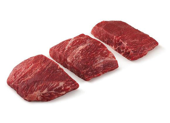 Flat Iron Steak $9.99/lb