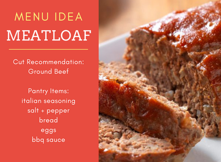 Extra Meaty Meatloaf