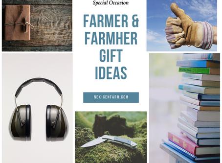 Farmer & Farmher Gift Ideas #farmergiftideas