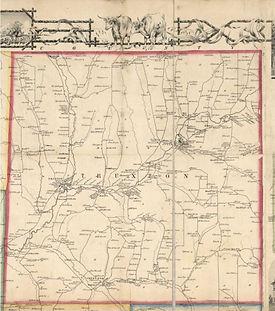 image from loc.gov, 1855 Truxton, NY