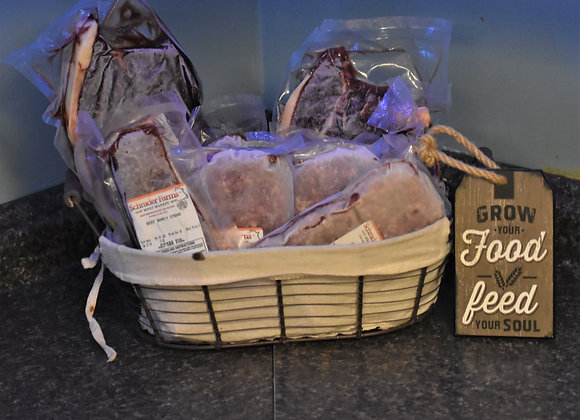 8-10 pound Beef Box