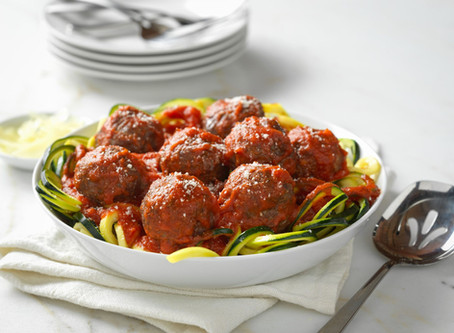 Simple make at home MEATBALLS