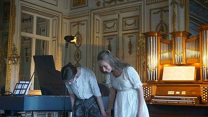 Мария Лесовиченко и Юлия Успенская