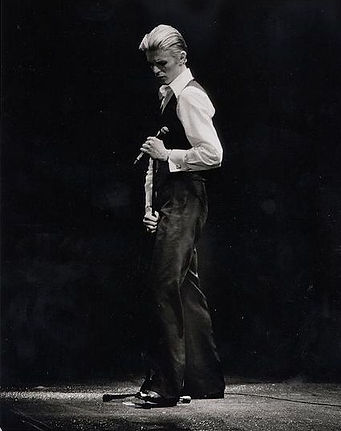 The Thin White Duke David Bowie