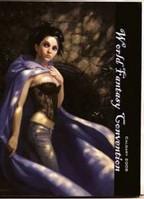 Portada del libro de recuerdo de la Convención Mundial de Fantasía 2008